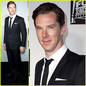 Benedict Cumberbatch - Fox Golden Globes Party 2014