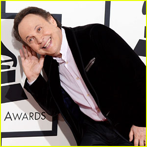 Billy Crystal - Grammys 2014 Red Carpet