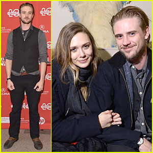 Boyd Holbrook & Elizabeth Olsen: 'Little Accidents' Premiere After Party!