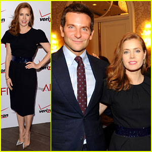 Bradley Cooper & Amy Adams - AFI Awards Luncheon 2014