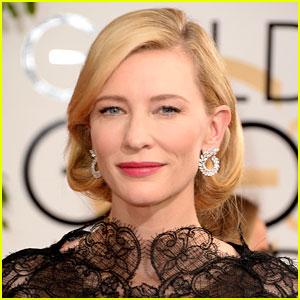 Cate Blanchett WINS Best Actress (Drama) at Golden Globes 2014!