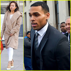 Chris Brown Rejects Plea Deal in Washington