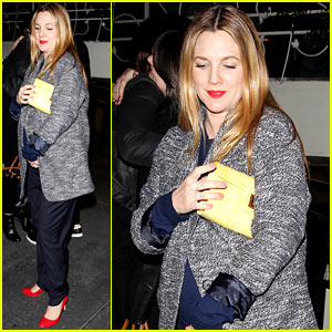Drew Barrymore: My Daughter Gets All My Priority & Time