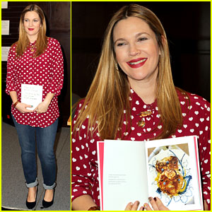 Drew Barrymore's Pregnancy Craving: Pan-Fried Noodles!