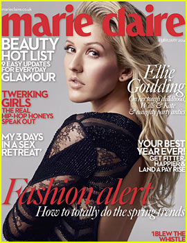 Ellie Goulding: Prince William & Kate Middleton Are Awesome!