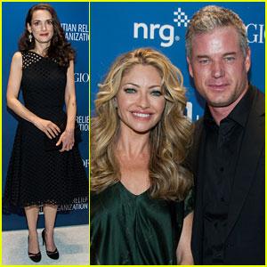 Eric Dane & Rebecca Gayheart - Help Haiti Home Gala 2014