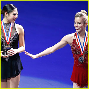 Figure Skater Ashley Wagner Makes USA Team Over Mirai Nagasu
