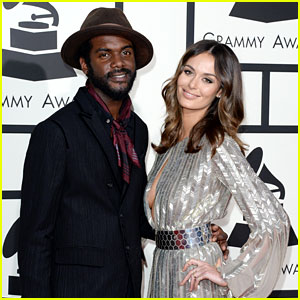 Gary Clark Jr.: Grammys 2014 with Girlfriend Nicole Trunfio!