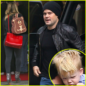 Hilary Duff & Mike Comrie Step Out Together After Split