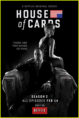 'House of Cards' Season 2 Full Trailer & Poster Revealed!