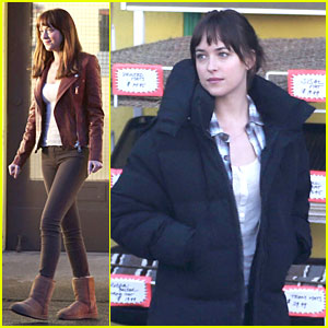 Jamie Dornan is Protective of Dakota Johnson on 'Fifty Shades of Grey' Set!