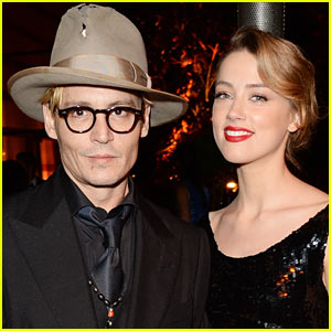 Johnny Depp & Amber Heard: Engaged!
