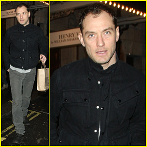 Jude Law: 'My Children Keep Me Sane'