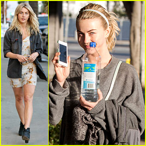 Julianne Hough's Resolution: 'This Year I Will Be My True Self'
