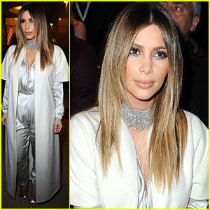 Kim Kardashian: Stephane Rolland Paris Fashion Show