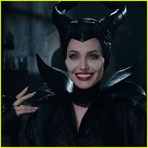 Angelina Jolie's New 'Maleficent' Trailer Debuts at the Grammys!