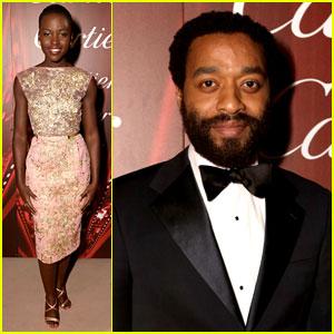 Lupita Nyong'o & Chiwetel Ejiofor - Palm Springs Film Fest 2014