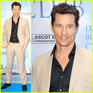 Matthew McConaughey Talks Weight Loss on 'Graham Norton Show'!