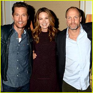 Matthew McConaughey: 'True Detective' TCA Winter Tour Panel!