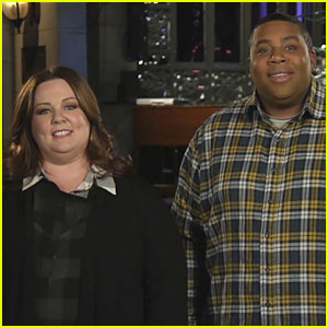 Melissa McCarthy: 'Saturday Night Live' Promo Video - Watch Now!