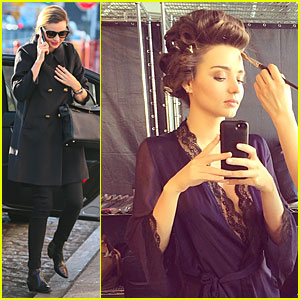 Miranda Kerr: New Face of Unilever's Clear Hair Products!