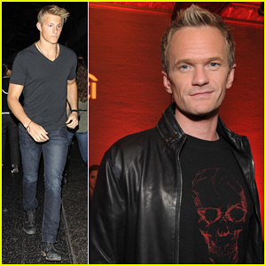 Neil Patrick Harris & Alexander Ludwig: Imagine Dragons Concert!