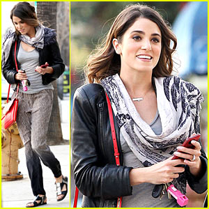 Nikki Reed Shares Adorable Throwback Thursday Picture