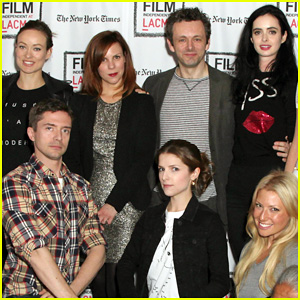 Olivia Wilde & Anna Kendrick: 'American Pie' Live Read At LACMA!
