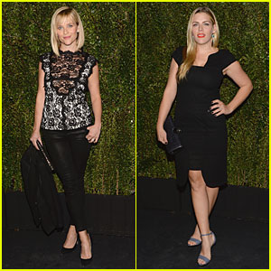 Reese Witherspoon & Busy Philipps: Drew Barrymore's Book Celebration!