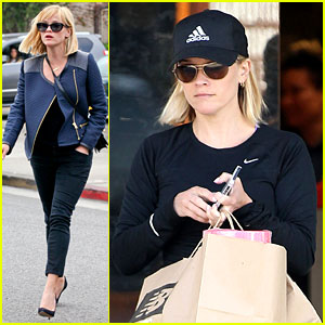 Reese Witherspoon: Golden Globes Presenter This Weekend!
