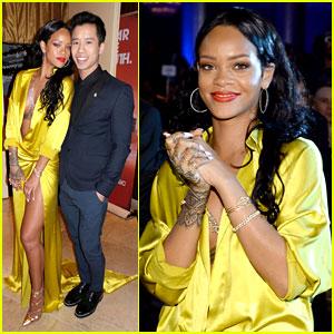 Rihanna - Clive Davis' Pre-Grammys Gala 2014