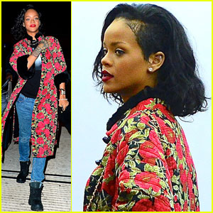 Rihanna Heads to Brazil to Meet Up with Shakira!