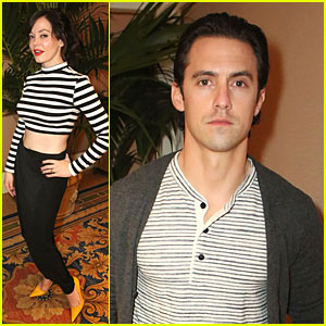 Rose McGowan & Milo Ventimiglia: 'Chosen' TCA Panel!