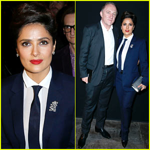 Salma Hayek to Star in 'The Tale of Tales' with Vincent Cassel!