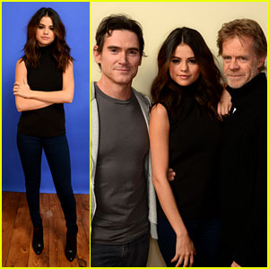 Selena Gomez & Billy Crudup: 'Rudderless' Sundance Portraits!