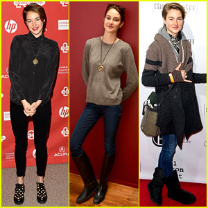 Shailene Woodley: 'White Bird in a Blizzard' at Sundance 2014!
