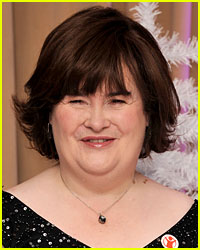 Susan Boyle Applies for Minimum Wage Job in Hometown
