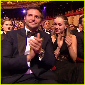 Bradley Cooper: BAFTAs 2014 with Girlfriend Suki Waterhouse!