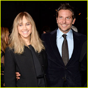 Bradley Cooper & Suki Waterhouse: Tom Ford Fashion Show!