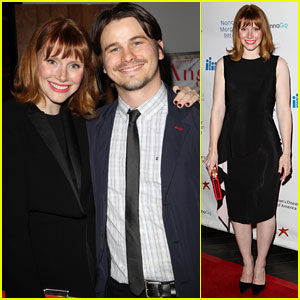 Bryce Dallas Howard & Jason Ritter: HDSA Freeze Benefit