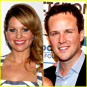 Candace Cameron & Scott Weinger: 'Full House' Reunion on 'Neighbors'! (Exclusive)