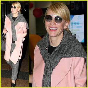 Cate Blanchett Dedicates BAFTA to Late Philip Seymour Hoffman