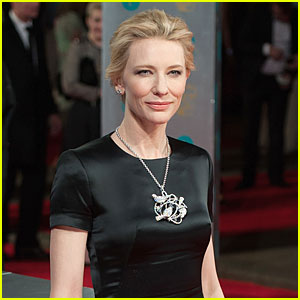 Cate Blanchett WINS Best Actress at BAFTAs 2014