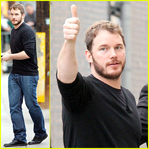 Chris Pratt: Official 'Guardians of the Galaxy' Trailer - Watch Now!