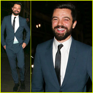 Dominic Cooper: It Was 'Exciting' Filming 'Pulver' Sex Scenes!