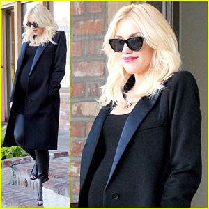 Gwen Stefani: Acupuncture After Star-Studded Baby Shower!