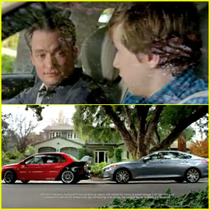Hyundai Genesis Super Bowl Commercial 2014 (Video) - Dad's Sixth Sense!