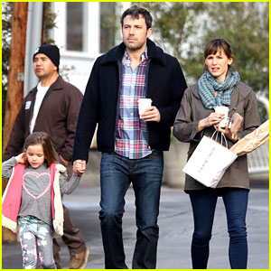 Jennifer Garner & Ben Affleck Will Spend the Summer in Detroit!