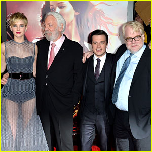 Jennifer Lawrence Mourns Death of Philip Seymour Hoffman