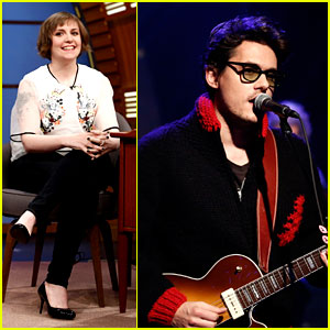John Mayer Sings for Seth Meyers After Splitting from Katy Perry